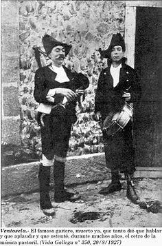 Historia dos Gaiteiros Galegos ata comezos do século XX. | Aula de GAITA