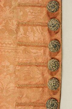 Vest Date: 1600–1799 Culture: American or European Medium: [no medium available]