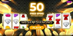 Register at Jackpot City Casino here and get 50 free spins on MEGA DIAMOND slot! Exclusive No Deposit Bonus for new players!  Once you have used up this exclusive welcome bonus, why not check out many of the ongoing promotions that Jackpot City Casino have to offer  - Prized – Packed Promotions - Match Promotions - Loyalty Rewards - VIP Rewards  Click our bonus button to get started, and claim yours today!  #JackpotCity #FreeSpins #NoDepositBonus #Casino #GratisSpins #ExclusivePromotion… Loyalty Rewards, Casino Bonus, Slot, Vip, Neon Signs, Button, Diamond, Check, Free