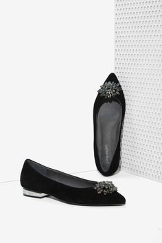 Jeffrey Campbell Leta Suede Flat - What's New : Shoes