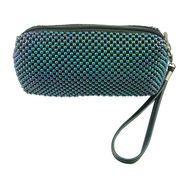 Green Colour Cosmetic Bag with Plastic Handfeel, based on your ideas any kind of colours, fabric and size can be produced. Kinds Of Colors, Green Colors, Colours, Cosmetic Bag, Cosmetics, Fabric, Bags, Tejido, Handbags