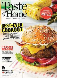 Taste of Home: Find Recipes, Appetizers, Desserts, Holiday Recipes & Healthy Cooking Tips Pulled Turkey, Pulled Pork, Biscotti, Taste Of Home, Meat Loaf, Baking Pans, The Fresh, Slow Cooker, Thing 1