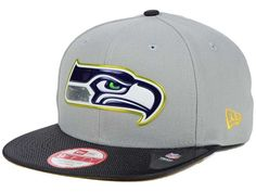 New Era Seattle Seahawks Super Bowl 50 Gold Collection Flat Bill Snapback 9FIFTY #NewEra #SeattleSeahawks