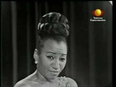 Mas fuerte que tu amor - Celia Cruz more salsa -latin jazz music on www.lagomeraferienhaus/pinterest