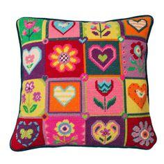 Needlepoint Designs, Needlepoint Pillows, Needlepoint Kits, Needlepoint Canvases, Needlepoint Stitches, Tapestry Kits, Cross Stitch Embroidery, Cross Stitch Patterns, Rugs