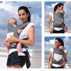como hacer un mei tai DIY 101 C?mo hacer un Mei Tai Portabeb?s DIY Sewing For Kids, Baby Sewing, Mei Tai, Baby Wearing Wrap, Costura Diy, Bebe Baby, How Big Is Baby, Baby Crafts, Master Class