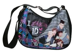 1d One Direction Purse With Adjule Shoulder Strap 23 Liked On Polyvore Featuring