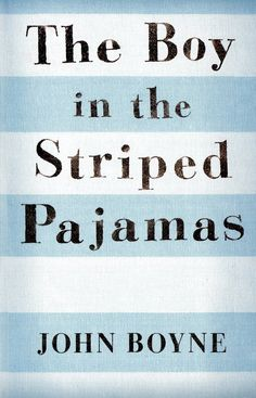 The Boy in the Striped Pajamas by John Boyne | this is great story. If you have never read it, it is during World War II. Mostly about the Nazis and how a young German boy made friends with a young Jewish boy.
