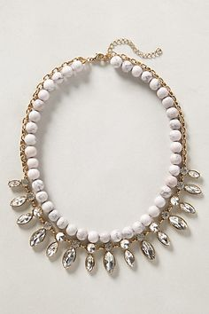 Firmament Layered Necklace #anthropologie
