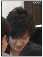 고맙습니다  Thank you.  Lee Min Ho, Most Popular Model Award, National Press Club, 20090625.