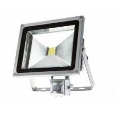 Proiector LED 50W Senzor 220V Alb Cald/ Alb http://www.led-zone.ro/proiectoare/senzor/proiector-led-50w-senzor-220v-alb-cald-alb