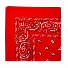 1,80€ Bandana motif cachemire 55x55 cm - Bandana paisley 14 colors