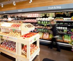 Coles Local Ashburton by Red Design Group