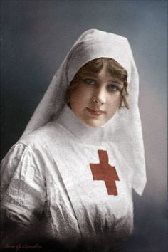 https://flic.kr/p/icTzHJ | Russian Nurse Rimma Ivanova