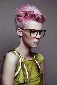 Peinados futuristas y transgresores para mujeres: fotos de los peinados