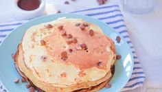 Chocolate Chip Pancakes - Sarah Titus