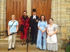 Learning the History of Perth with a Walking Tour and Trip to the Museum