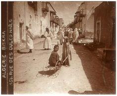 Algerie. Biskra. 158. Rue des Ouled Nails