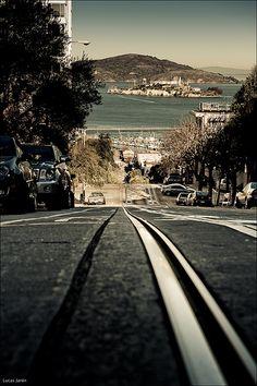 Going down to Alcatraz