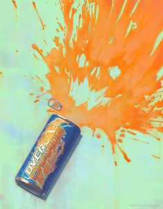 Over Charge, Sunset Overdrive, can't wait to splat some OD'd