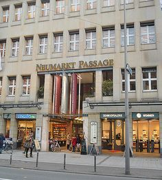 Neumarkt Passage in Köln