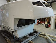CTB manufactures high quality walk-in fiberglass truck bodies for a wide variety of services industries. Visit our site to see our porducts! Build A Camper, Slide In Camper, Tiny Camper, Pickup Bed Camper, Pop Up Truck Campers, Camper Trailers, Truck Canopy Camping, Van Camping, Fiberglass Camper