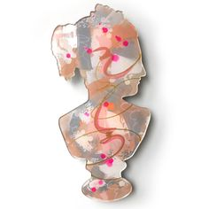 Abstract bust of Venus on acrylic. Unique and innovative artistic technique! Variety of lifestyle products made with original designs. Art that goes with you everywhere! Nail Polish Trends, Acrylic Sheets, Easy Nail Art, Cursive, Art Studios, Abstract Expressionism, Venus, Graphic Art, Innovation