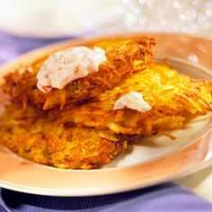 Tasty Potato Latkes @keyingredient