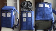 Тардис рюкзак-внутри больше,чем снаружи :) #тардис #рюкзак_ручной_работы #Доктор_Кто #будка_рюкзак #полицейская_будка #тардис_будка #Tardis #Doctor_Who #Tardis_Blue_Felt_Bag #Tardis_Backpack #POLICE_BOX_BACKPACK