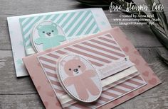 The Creative Flow Blog Hop - Cookie Cutter Peek-A-Boo Baby Cards