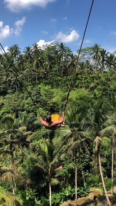 Want the thrill of being on top of the world? Here& all the information you need to visit the Bali Swing in Indonesia. Want the thrill of being on top of the world? Heres all the information you need to visit the Bali Swing in Indonesia. Ubud, Beautiful Places To Travel, Cool Places To Visit, Places To Go, Vacation Places, Dream Vacations, Vacation Spots, Vacation Ideas, Romantic Vacations