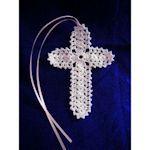 Shell Stitch Cross Bookmark