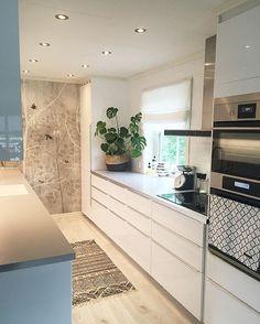 •Good evening• This plant fits anywhere🌿🌱 Allerede tirsdag, som dagene bare flyyr avgårde. •••••••••••••••••••••••••••••• #kjøkken#kjøkkendetaljer#kjøkkeninspo#kitchen#kitcheninspo#kjøkkendetaljer#interior#interiors#interior123 #nterior444#interiorinspiration #interiorwarrior #interior_and_living #interiorliving_#interior125 #interiorandhome #charminghomes#finehjem#finahem#putti123#iskaffinina#hanne_#interior9508 #interior4you1 #interiordecorator