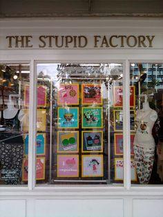 The Stupid Factory in Waikiki