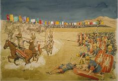 The Disastrous Roman Campaign of Carrhae