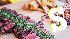 Chimichurri Steak... Sorted Eats Brazil