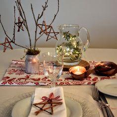 Ya sea una cena navideña para 28 personas o para un matecito con las chicas para despedir el año, ponete linda y poné linda tu casa.¡Seguí estas propuestas!