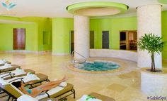 "We want to share this fantastic news!! Sabila Spa has been chosen from spas finder "" Best of Mexico"" please see link below!!! And enjoy our Sabila Spa fair! Tuesday at 11:30 am. :D  http://blog.spafinder.com/best-of-mexico-spas-we-love/"