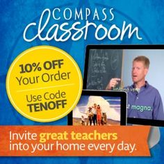 63 best homeschool curriculum ideas images on pinterest home compass classroom produces video curriculum that allows you to invite great teachers into your home every fandeluxe Images