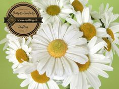 Quilling Flowers, Flower Tutorial, Step By Step Instructions, Daisies, Paper Art, Inspire, Watch, Link, Youtube