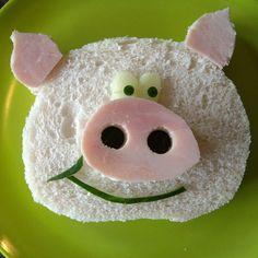 plat food art amusant
