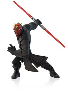 Disney Infinity 3.0 | Darth-Maul — play on: The Force Awakens Twilight of the Republic Rise Against The Empire Playsets and Toy Box 3.0