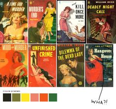 In Peril in Paperback, Brooklyn Wainwright is asked to catalog a lurid library of pulp fiction.