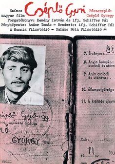 Cséplö Gyuri (1978) Baseball Cards, Movies