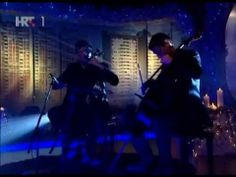 2CELLOS - With or Without You - Acoustic [LIVE VIDEO] - YouTube