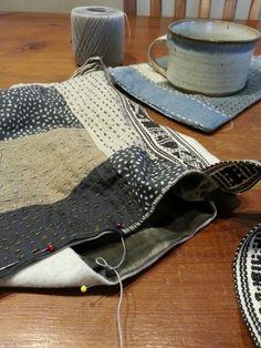 Slow stitch @ thejadedorris
