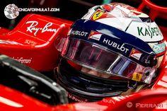 Raikkonen vuelve a sufrir subviraje en China  #F1 #Formula1 #ChineseGP