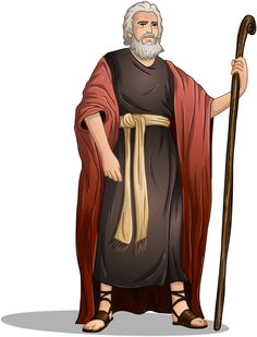 Buy Moses From Bible For Passover by LironPeer on GraphicRiver. Vector illustration of Moses standing for Passover. Bible Stories For Kids, Bible For Kids, Moses Bible Crafts, Religion, Bible Pictures, Bible Activities, Lion Of Judah, Sunday School Crafts, Kids Church