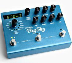 Strymon BlueSky expanded into BigSky!  http://bigcitymusic.com/strymon-bigsky-big-sky-pedal