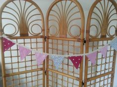 Check out this item in my Etsy shop https://www.etsy.com/uk/listing/515613199/8-flag-cute-shabby-chic-fabric-bunting